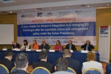 A new chapter for Albania's Integration in a changing EU: Challenges after the candidate status and enlargement policy under the Italian presidency